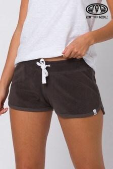 Animal Black Cheeks Sweat Shorts