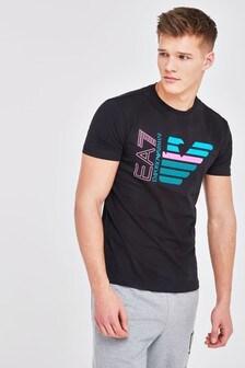 Emporio Armani EA7 Eagle Logo T-Shirt