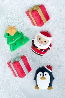 Christmas Character Bath Buddies