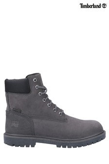 Timberland® Pro Grey Iconic Safety Toe Work Boots