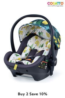 Cosatto RAC Carseat Port Isize 0+ Into The Wild