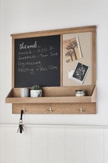 Multi Functional Hallway Memo Board