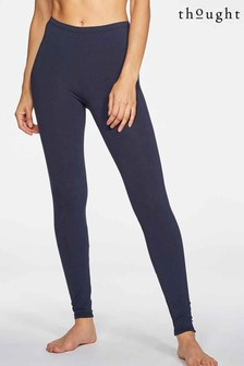 Thought Blue Bamboo Base Layer Leggings