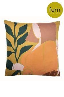 Alma Botanical Cushion by Furn