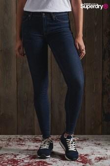 Superdry Indigo Skinny Jeans