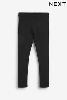 Black Longer Length 1 Pack Leggings (3-16yrs)