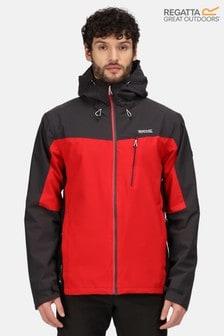 Regatta Red Birchdale Waterproof Jacket