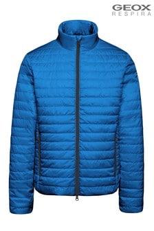 Geox Wilmer Parrot Blue Jacket