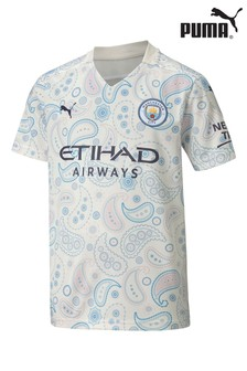 Puma Manchester City Third Junior Jersey