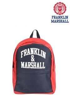 Franklin & Marshall Blocked Backpack