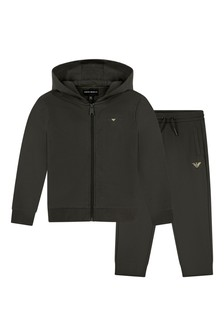 Boys Cotton Tracksuit