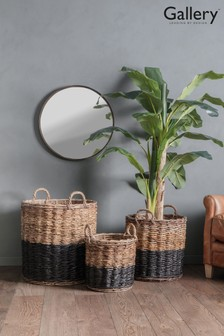 Set of 3 Ramon Storage Baskets by Gallery Direct