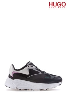 HUGO Black Trainers