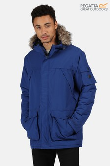 Regatta Blue Salinger II Waterproof Jacket