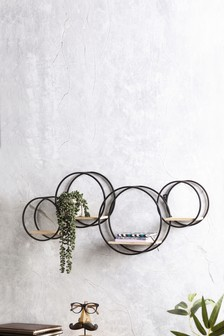 Multi Circle Shelf