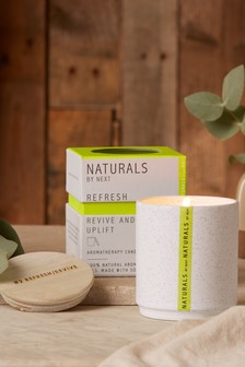 Naturals by Next Refresh Candle