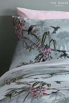 Set of 2 Ted Baker Hibiscus Pillowcases