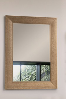 Bronx Wood Effect Mirror