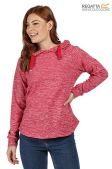 Regatta Callidora Drawcord Hooded Fleece Top