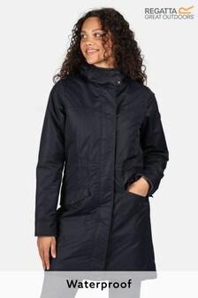 Regatta Blue Rimona Waterproof Jacket
