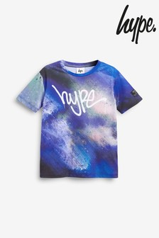 Hype Airbrush Washed T-Shirt