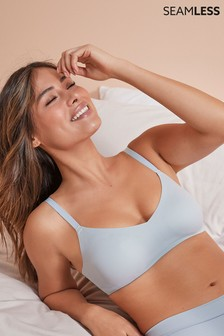 Blue Motion Flex Lightly Padded Wire Free Bra