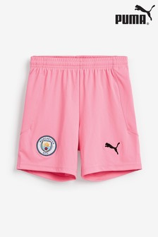 Puma® Manchester City Goalkeeper Junior Shorts