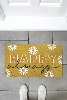 Happy Always Doormat