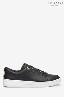 Ted Baker Black Trainers