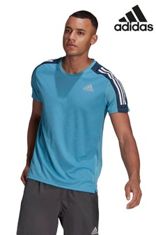 adidas Own The Run Badge of Sport T-Shirt
