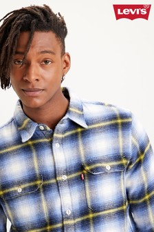 Levi's® Green Jackson Worker Checked Shirt