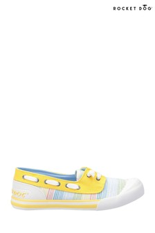 Rocket Dog Yellow Jazzin Jetty Ravi Slip On Shoes