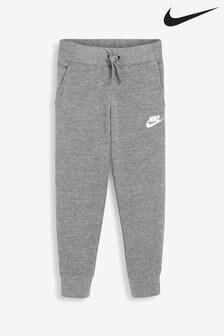 Nike Little Kids Grey Premium Essential Joggers