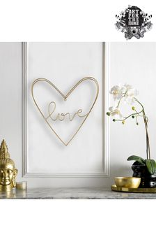 Amour Wall Art by Art For The Home
