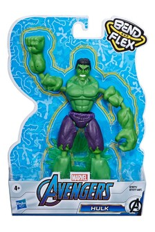 Marvel® Avengers Bend and Flex Action Figure: Hulk