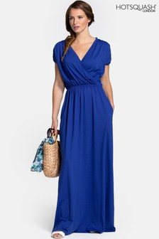 HotSquash Blue Maxi Dress
