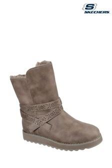 Skechers® Brown Keepsakes 2.0 Boots
