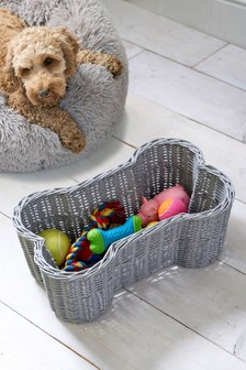 Bone Shaped Storage Basket