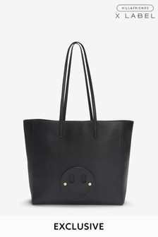 Mix/Hill & Friends Tote Bag