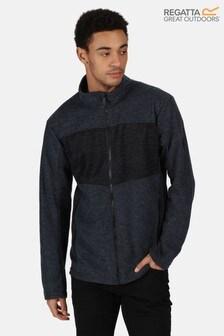 Regatta Blue Curzon Full Zip Fleece Jacket