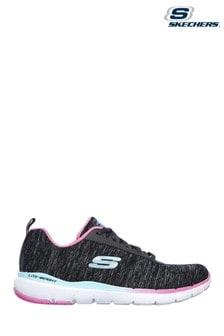 Skechers® Flex Appeal 3.0 Fan Craze Lace-Up Sports Trainers