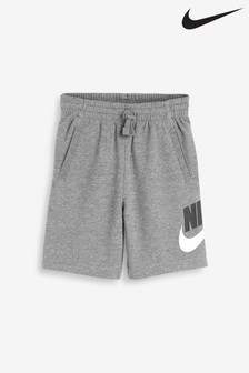 Nike Little Kids Grey HBR Club Shorts