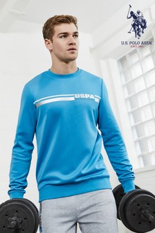 U.S. Polo Assn. Activewear Crew Sweatshirt