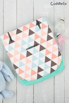 Cuddleco Triangles Memory Foam Pushchair Liner