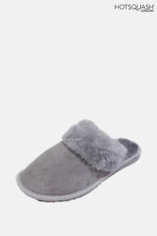 HotSquash Womens Slip-On Slippers