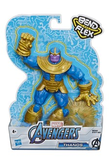 Marvel® Avengers Bend and Flex Action Figure: Thanos