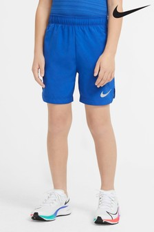 Nike Performance Blue 6in Woven Shorts