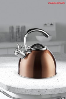 3 Litre Whistling Kettle by Morphy Richards