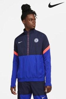 Nike Blue Chelsea Track Jacket