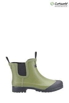 Cotswold Green Blenheim Wellington Boots